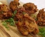Organic recipe of the week – Onion bhaji and apple chutney