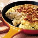 Organic recipe of the week – Spanish tortilla
