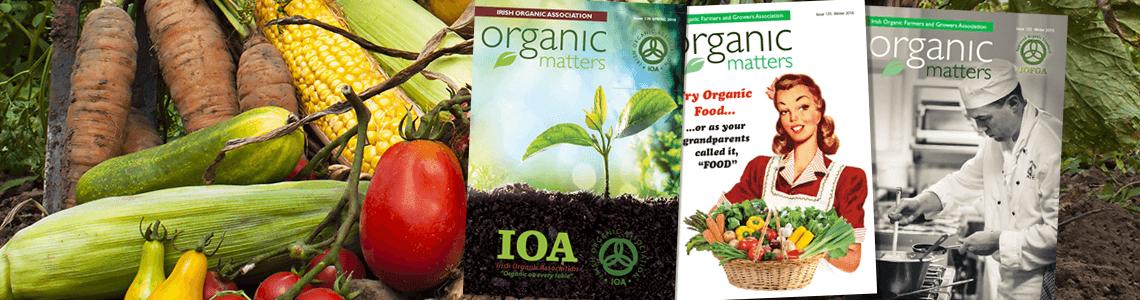 Organic Matters Magazine