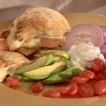Organic recipe of the week – Kinvara smoked salmon quesadillas
